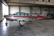 Beech A36 Bonanza (F-GFPP)