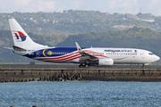 Boeing 737-8H6/WL (9M-MXS)