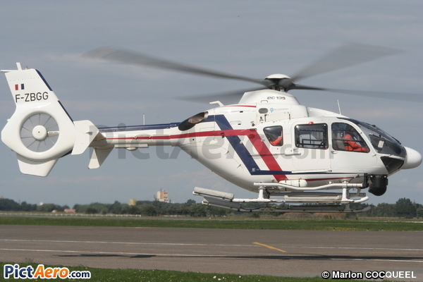 Eurocopter EC-135-T1 (France - Douane)