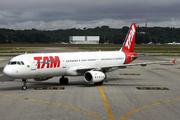 Airbus A321-231 (PT-MXH)