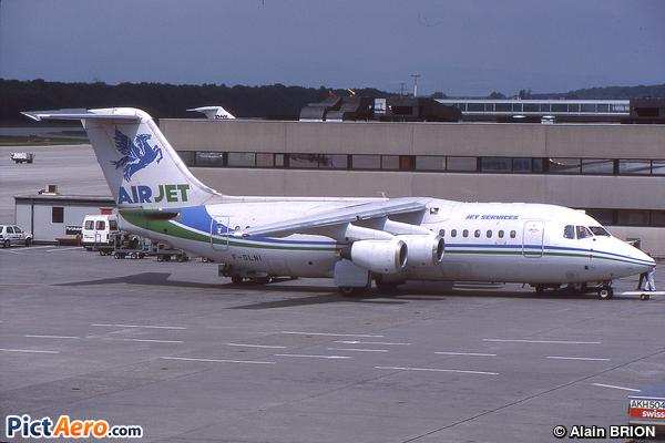British Aerospace BAe-146-200QC  (Air Jet)