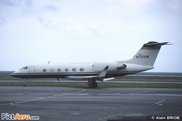 Gulfstream Aerospace G-IV Gulfstream IV (Steve Wynn)