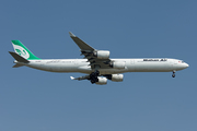 Airbus A340-642 (EP-MMF)