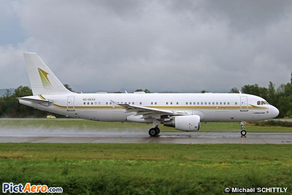 Airbus A320-214/CJ (Sky Prime)