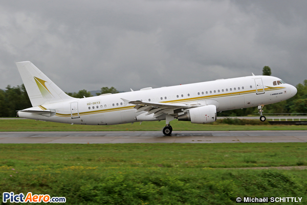Airbus A320-214CJ (Sky Prime)