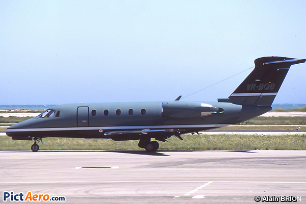 Cessna 650 Citation III (Berger Motorsport (Piraya II Ltd))