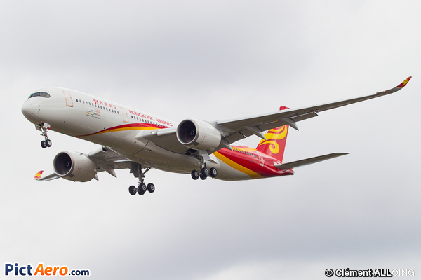Airbus A350-941 (Hong Kong Airlines)