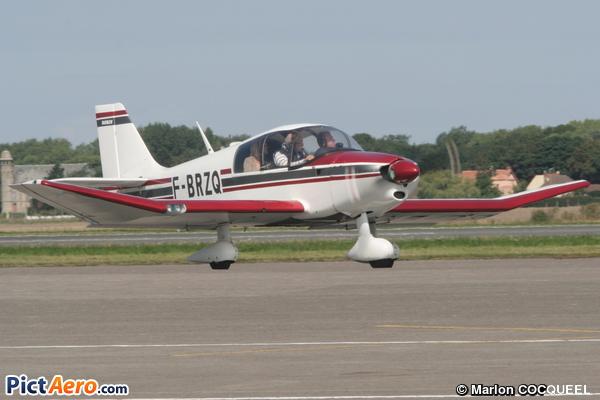 Robin DR-315 (Aéroclub de la Côte d'Opale)