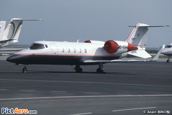 Learjet 60 (Lauda Air)