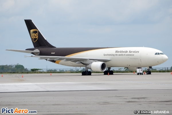 Airbus A300F4-622R (United Parcel Service (UPS))