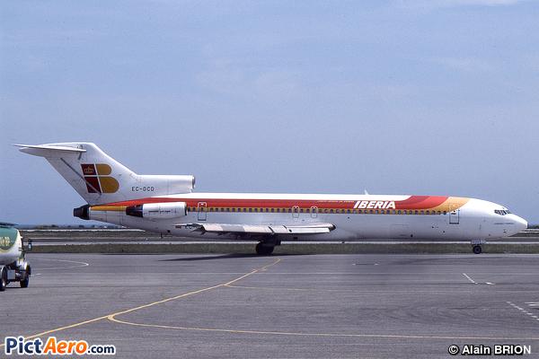 Boeing 727-256/Adv (Iberia)