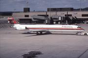 McDonnell Douglas MD-82 (DC-9-82) (I-SMEM)