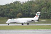 McDonnell Douglas MD-82 (DC-9-82) (LZ-LDY)