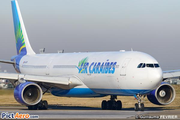 Airbus A330-323X (Air Caraïbes)