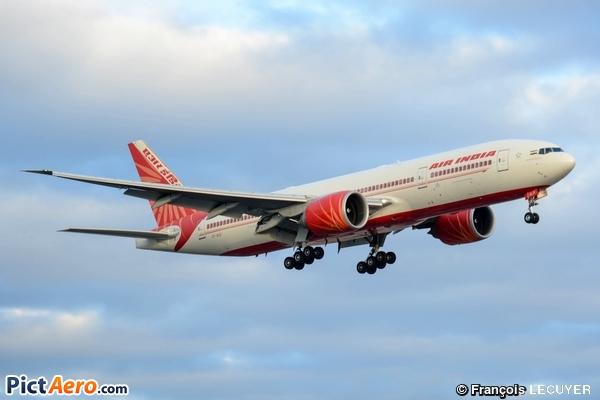 Boeing 777-237/LR (Air India)
