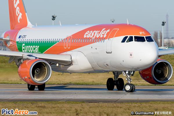 Airbus A320-214/WL  (easyJet)