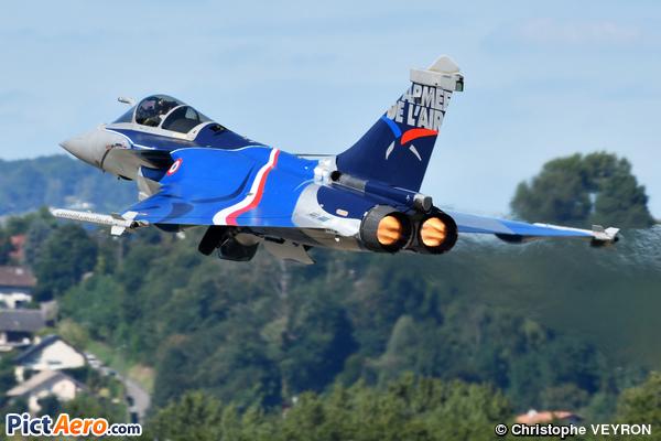 Dassault Rafale C (France - Air Force)