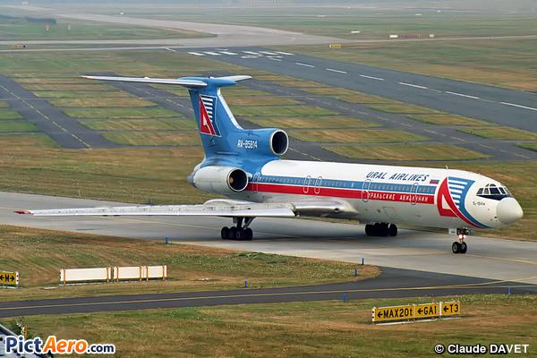 Tupolev Tu-154M (Ural Airlines)
