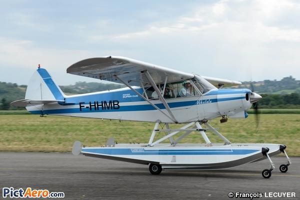 Piper PA-18-150 Floatplane (SARL HERMABESSIERE)
