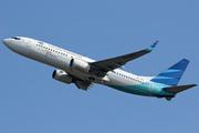 Boeing 737-86N(WL) (PK-GFK)
