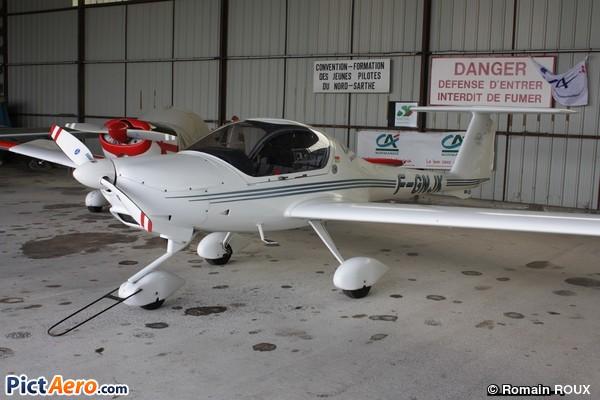 Diamond DA-20-A1-100 Katana (Aéroclub d'Alençon et de sa région)