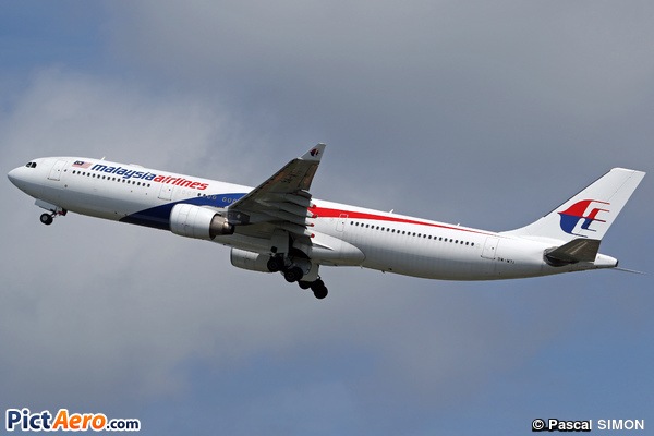 Airbus A330-323X (Malaysia Airlines)