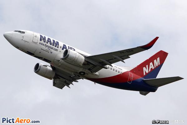 Boeing 737-524(WL) (NAM Air)