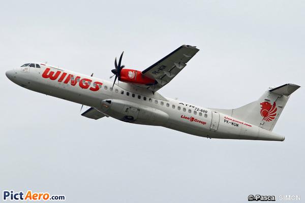 ATR 72-600 (Wings Air)