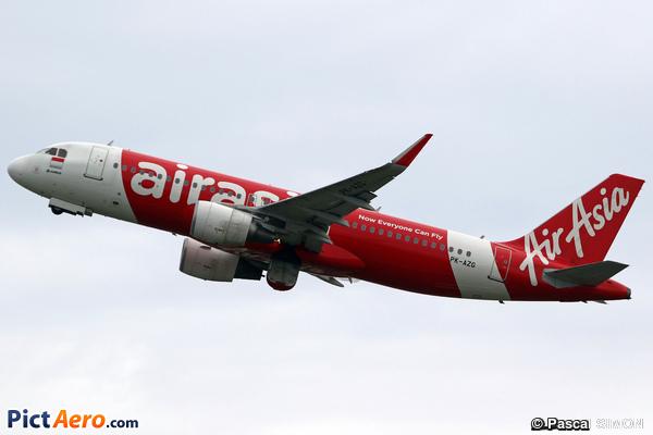 Airbus A320-216(WL) (Indonesia AirAsia)