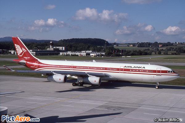 Airbus A340-311 (Air Lanka)
