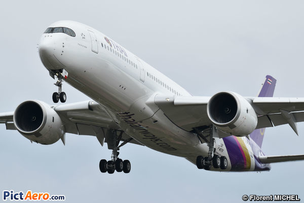 Airbus A350-941 (Thai Airways International)