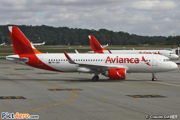 Airbus A320-251N (Avianca Brasil)