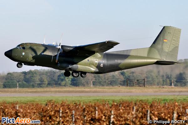 Transall C-160D (Germany - Air Force)