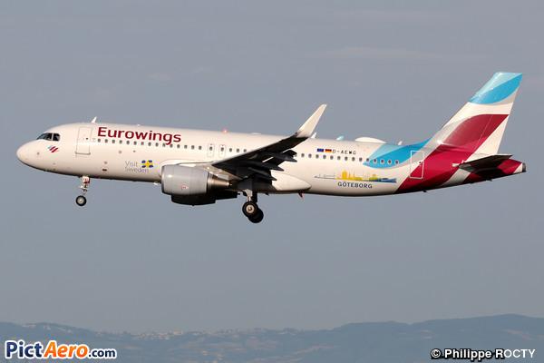 A320-214 WL (Eurowings)