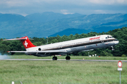 McDonnell Douglas MD-81 (DC-9-81) (HB-INF)