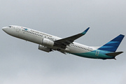Boeing 737-8U3/WL (PK-GNA)