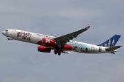 Airbus A330-343X (9M-XXF)