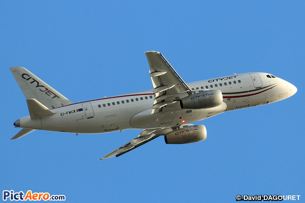 Sukhoi Superjet 100-95B (SSJ100-95) (CityJet)