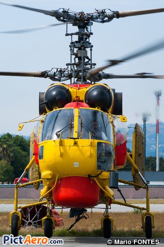 Kamov KA-32A11BC (EMA - Empresa de Meios Aereos)