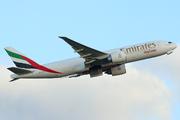Boeing 777-F1H (A6-EFK)