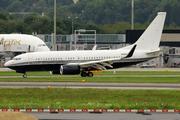 Boeing 737-7JR BBJ