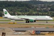 Airbus 321-211/WL (HB-JOI)
