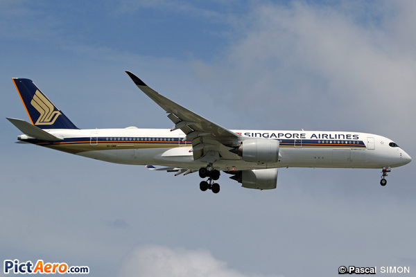 Airbus A350-941 (Singapore Airlines)