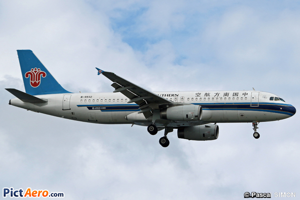 Airbus A320-232 (China Southern Airlines)