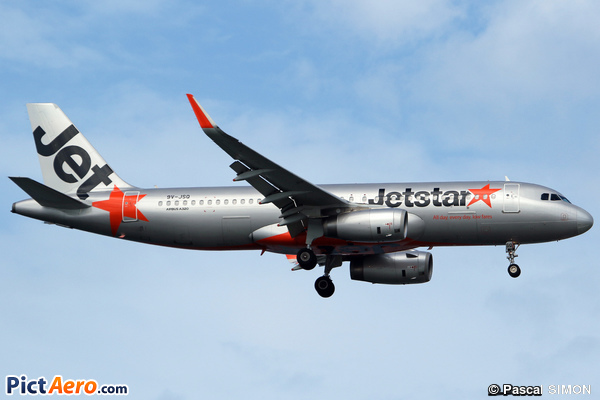 Airbus A320-232/WL (Jetstar Asia Airways)