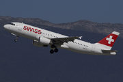 Airbus A320-214 (HB-IJK)