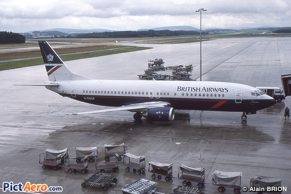 Boeing 737-436 (British Airways)