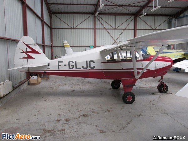 Piper PA-22-150 Tri-Pacer - F-GLJC (LETESSIER ERIC) by
