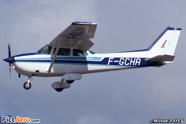Reims Cessna F172N Skyhawk (CAFFIER Jean-Michel)