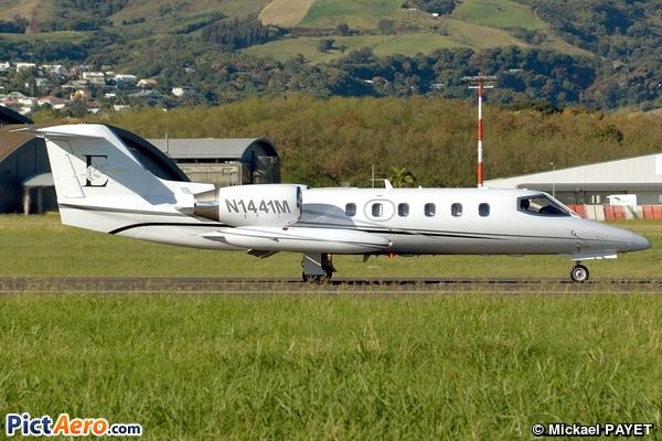 Gates Learjet 35A (BANK OF UTAH TRUSTEE)